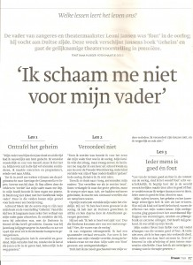 Leoni Jansen, pagina 2