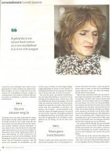 Leoni Jansen, pagina 3