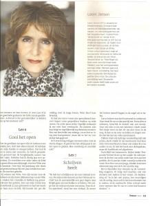 Leoni Jansen, pagina 4