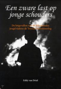 EEN ZWARE LAST OP JONGE SCHOUDERS-COVER
