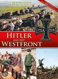 COVER BOEK HITLER AAN HET WESTFRONT
