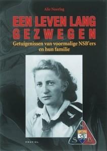 EEN LEVEN LANG GEZWEGEN-COVER BOEK