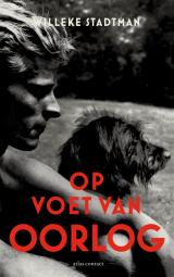 COVER BOEK OP VOET VAN OORLOG